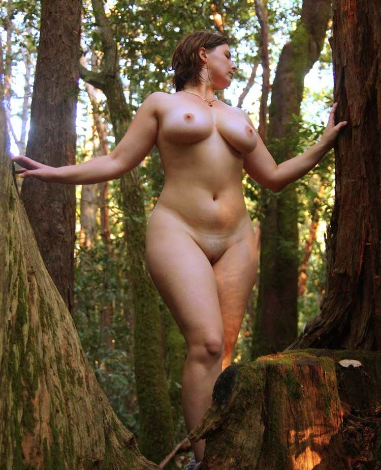 Photo woman nude